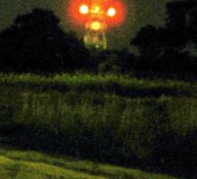 The dark tower urbex Sticker