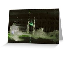 WDV - 410 - Sea Under Skin Greeting Card