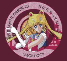 Sailor Moon - Sailor Moon Crystal (rev.1) T-Shirt