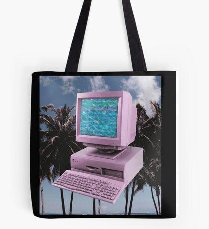 Vaporwave - PC Tote Bag