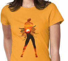 sungoddess Womens Fitted T-Shirt