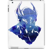 Dota 2 Night-Stalker portrait iPad Case/Skin