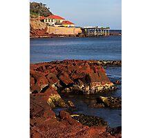 Merimbula Wharf Photographic Print