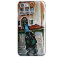 il gondoliere iPhone Case/Skin