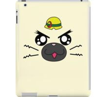 Boss - Hamtaro iPad Case/Skin