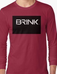 Brink Video Game T-Shirt/Accessories Long Sleeve T-Shirt