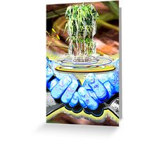 Hologram Greeting Card