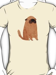 Brown Doggy T-Shirt