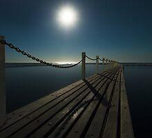 Moonlight Pool by Geoffrey Chang