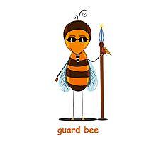bee guard  Photographic Print