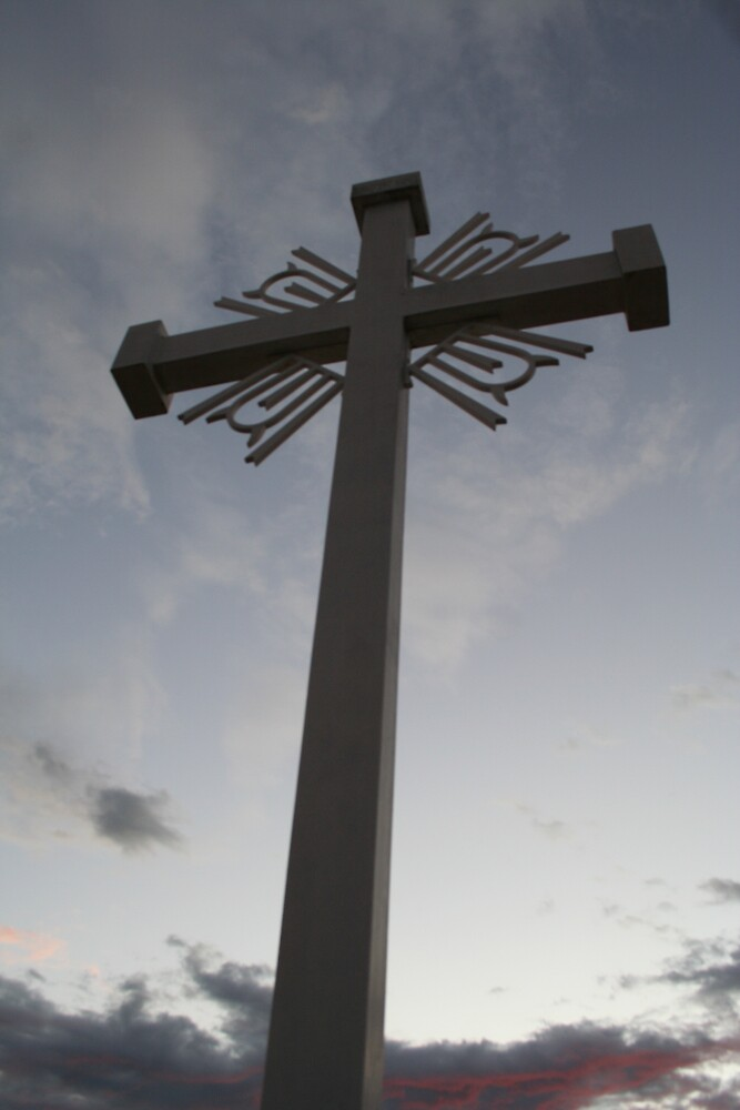 eucla cross by Marika Armstrong