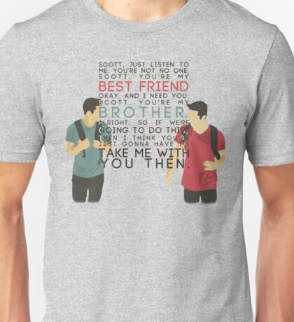 Scott and Stiles Brothers Unisex T-Shirt