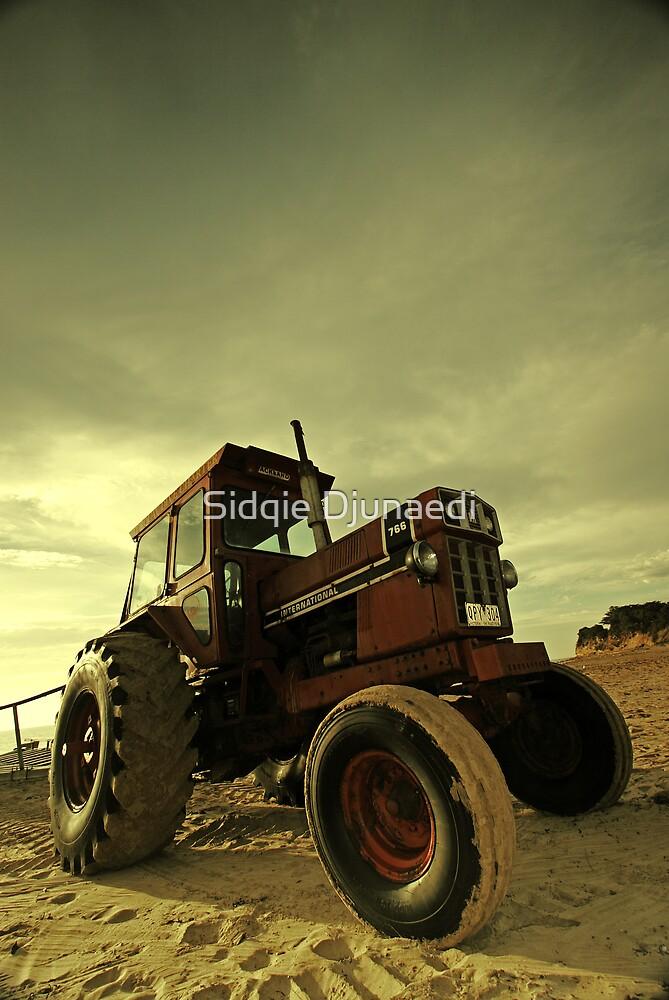 Cars - Mater by Sidqie Djunaedi