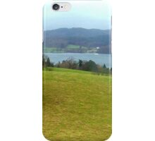 Windermere from Blackwell House, Lake District, UK iPhone Case/Skin