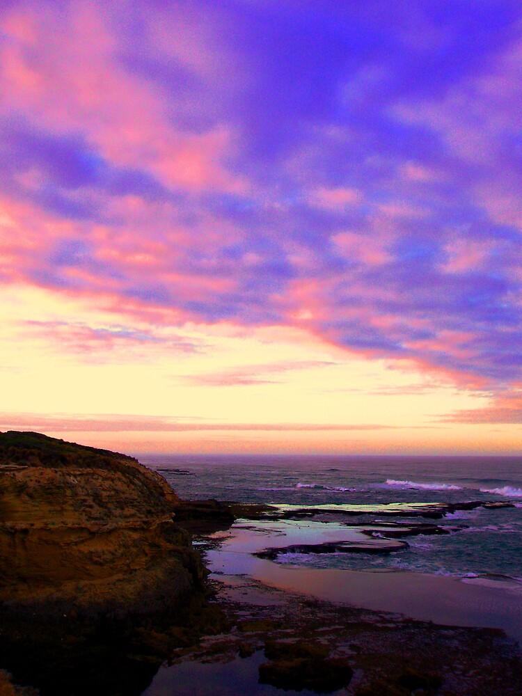 Sunrise Series - Mornington peninsula by HamRadio
