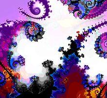 Spirals by Geoff French