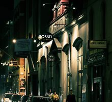 Melbourne with a touch of Europe by Pirostitch