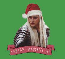 Santa's Favourite Elf - Thranduil Kids Clothes