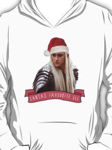 Santa's Favourite Elf - Thranduil T-Shirt