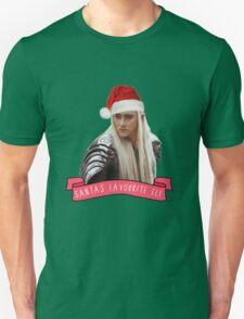 Santa's Favourite Elf - Thranduil Unisex T-Shirt