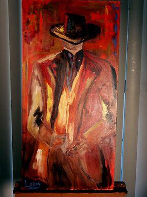 Cowboy by LornaA