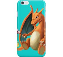 Charizard - Marshmallow iPhone Case/Skin