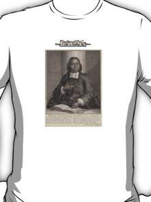 Medievalpoc: Portrait of Jacobus Joannes Eliza Capitein T-Shirt