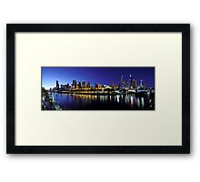 Wish You're Here Framed Print
