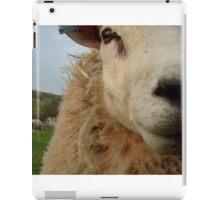 Up Close iPad Case/Skin