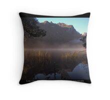 Lake Vera Throw Pillow