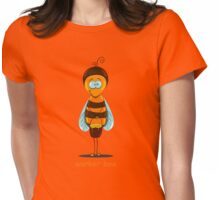 worker bee  Womens Fitted T-Shirt