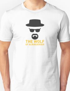 The Wolf Of ABQ T-Shirt