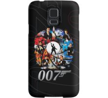 The Incredible World Of 007 Samsung Galaxy Case/Skin