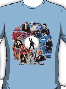 The Incredible World Of 007 T-Shirt