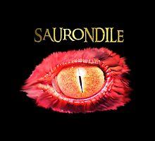 Saurondile by Ednathum