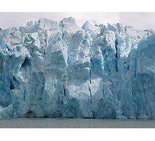 Dawes Glacier Photographic Print