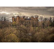 Lumley Castle Photographic Print