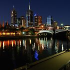 You Gotta Love This City by Wulff