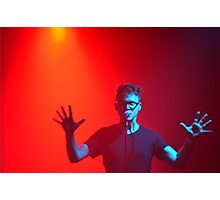 Son Lux Photographic Print