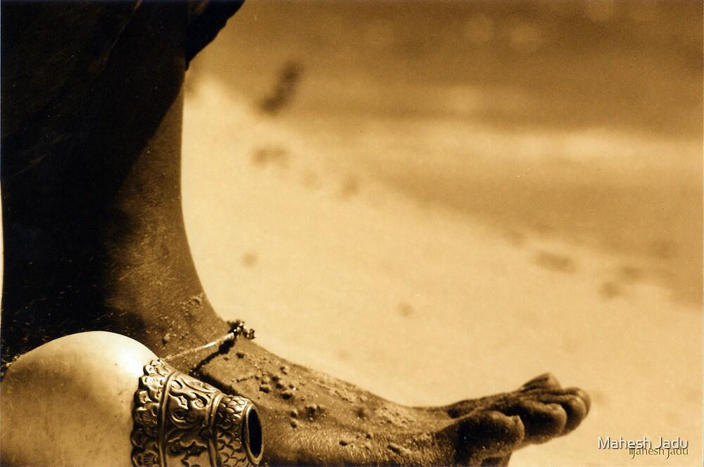 The Conch by Mahesh Jadu