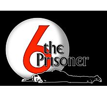 The Prisoner - Number Six - Be Seeing You - 6 Photographic Print