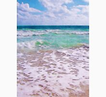 Atlantic Ocean On Florida Beach Unisex T-Shirt