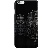 daleks iPhone Case/Skin