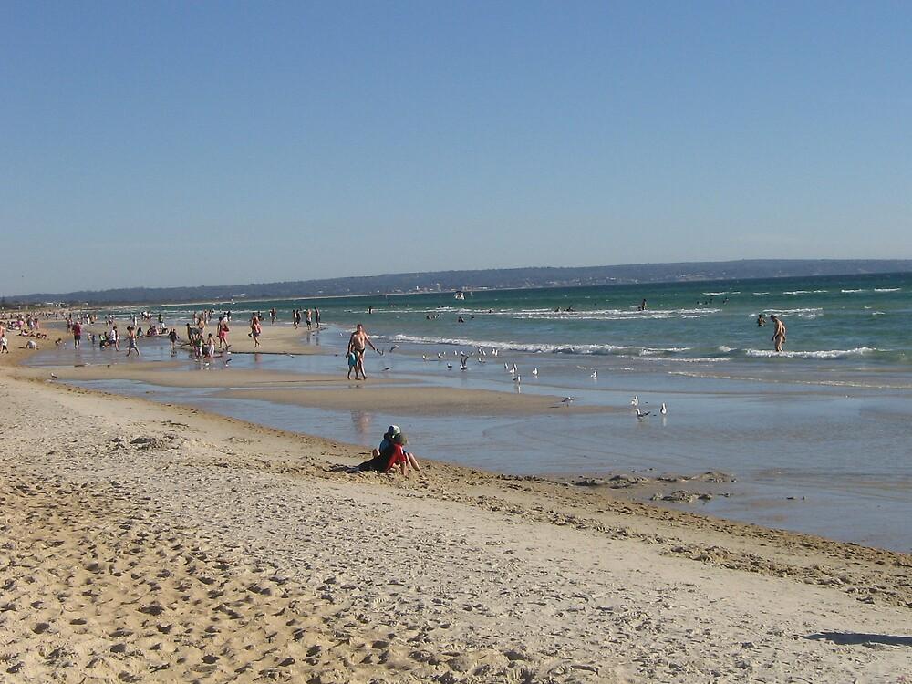 The Beach by steveoderocker