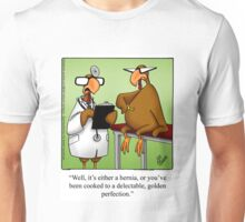 "Funny ""Spectickles"" Thanksgiving Cartoon Unisex T-Shirt"