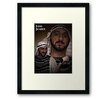 Judas Iscariot Framed Print