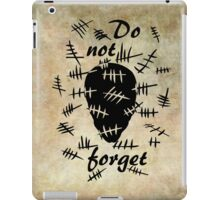 Don't forget iPad Case/Skin