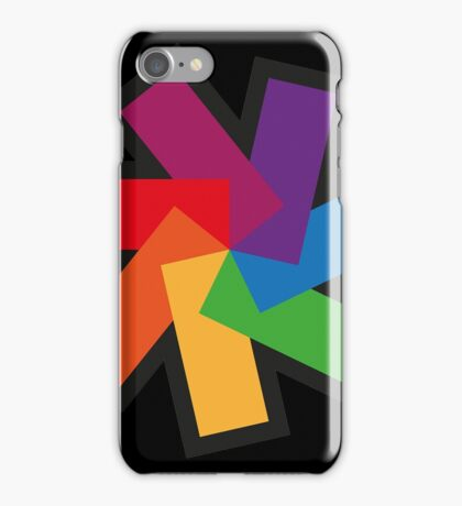 colourss iPhone Case/Skin