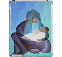 Mary and The Baby Messiah iPad Case/Skin