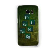 HeISeNBeRg (green) Samsung Galaxy Case/Skin